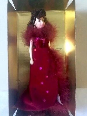 World Doll Vintage Girl Limited Edition Scarlett O'Hara Gone With The Wind Doll