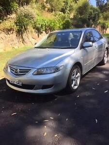 2004 Mazda 6 Sedan Luxury Series Pennant Hills Hornsby Area Preview