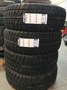 Set of 4 Brand New Winter Tires!!! 235/60R18