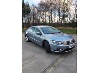 Very good condition VW CC, 2012 (62) 2.0L diesel, sat nav, leather heated seats