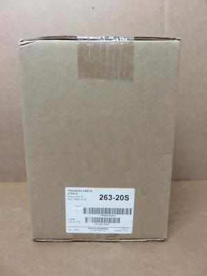Box Of 100 Samco 2.3ml Bulb 6ml Disposable Transfer Pipettes 263-20s- New