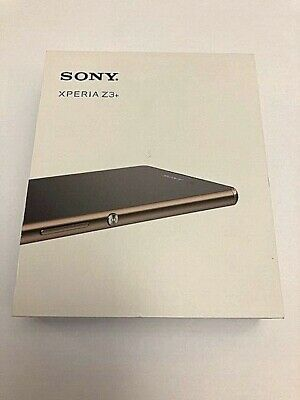 Sony Xperia Z3+ Plus Model#E6553 - 32GB Copper (Unlocked) Smartphone NEW SEALED