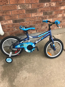 CHILD'S BIKE...GOOD CONDITION...EXACTLY AS SHOWN