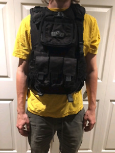 Paintball Vest and Pods
