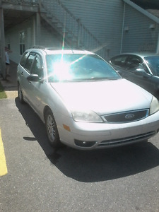 2006 Ford Focus Wagon**NEEDS WORK**LOW KILOMETERS**
