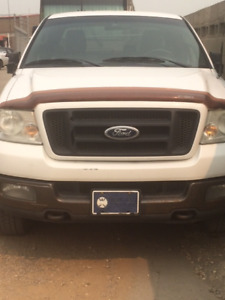 2005 FORD 150 PICK UP TRUCK $1000.00 MECHANIC SPECIAL