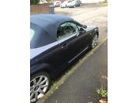 Low mileage TT Convertible for sale or swap for 650cc or above motorbike of equal value