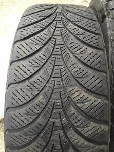 3 - Goodyear Ultra Grip Snow Tires - 195/65 R15
