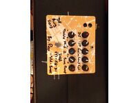 DHA ( Dave Hall Amps ) valve bass pre amp/DI