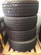 Great Deal – Brand New Barely Used Continental HSC1 Truck Tyres Eagle Farm Brisbane North East Preview
