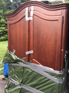LARGE ARMOIRE FOR SALE