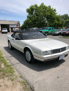 1993 Cadillac Allante 2dr Coupe Convertible. Need to sell