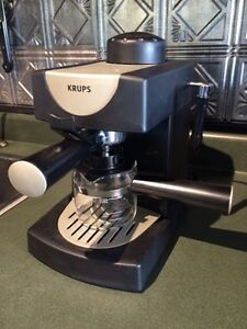 Krups Steam Espresso Maker FND1 - only used once!