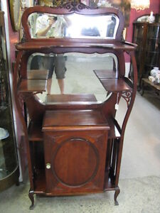 Antique Music Cabinet