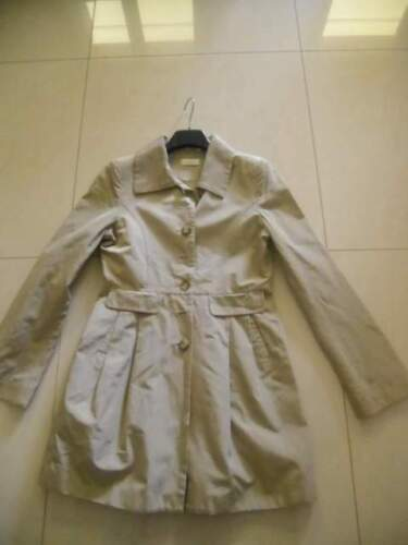Pinko trench tg 40 colore bejge