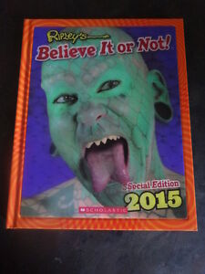Ripley's Believe it or Not Special Edition 2015 Kitchener / Waterloo Kitchener Area image 1