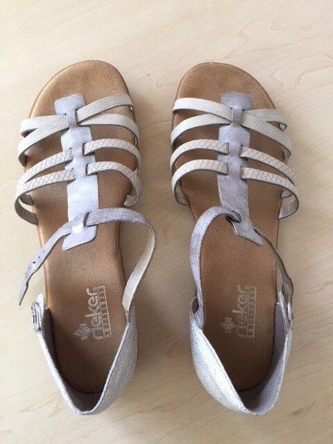 Ladies Rieker sandals
