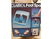CLAIROL Massaging Foot Spa