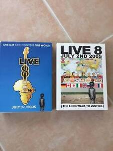 Live Aid Concert DVD box set