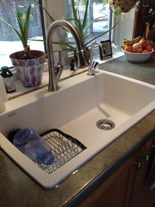 kitchen SINKS & TAPS, Blanco & other, 7 CLEARANCE ITEMS! Kitchener / Waterloo Kitchener Area image 5
