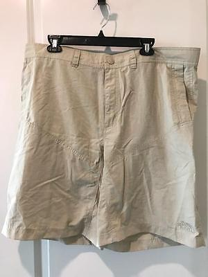 The North Face Mens Horizon Utility Shorts Winter Stone Ivory NWT Size 32-40 North Face Mens Stone