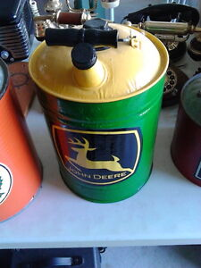 Vintage Gas Cans - Re-branded London Ontario image 1