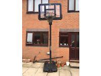 Spalding Basketball Hoop - Free Standing