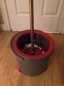 Ultimate spin mop