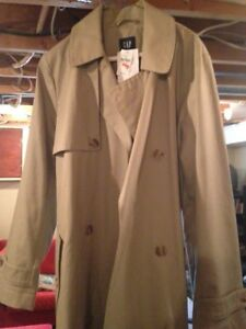Gap spring trench coat