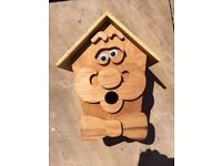 Unusual Christmas present Bird House