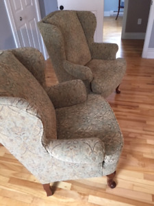 Pair of Chairs - Perfect condition