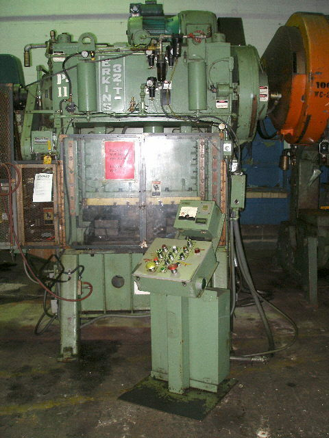 Perkins Model 32t High Speed Straight Side Punch Punch
