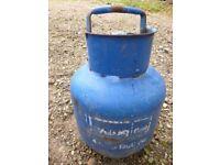 2 x Empty Gas Bottles - £5 each