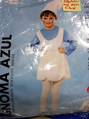 - Schlumpf Kostüm Mädchen