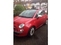 FIAT 500C COLOUR THERAPY FOR SALE