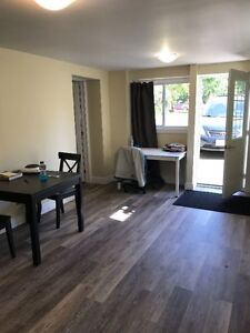 1 BEDROOM APARTMENT AVAILABLE STARTING AUGUST OR SEPTEMBER