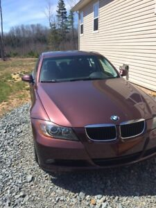 BMW 3-Series Sedan all wheel drive 7000. OBO