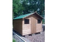Top Quality Garden Sheds & Greenhouses Delivered and Set Up Anywhere in Northern Ireland