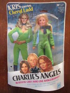 """Vintage Set of 2 1977 Hasbro Charlie's Angels Dolls 9"""" West Island Greater Montréal image 2"""