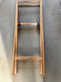 Mamas & Papas Stationary Moses Basket Stand - Good Condition