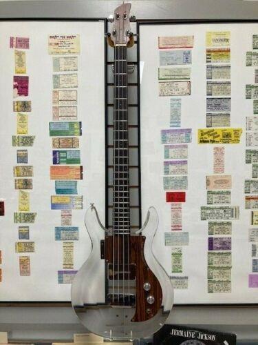 Dan Armstrong Ampeg Vintage Bass Guitar 1970