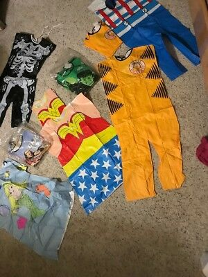 vintage VINYL new Halloween COSTUME small 5-6 choose from many Collegeville made