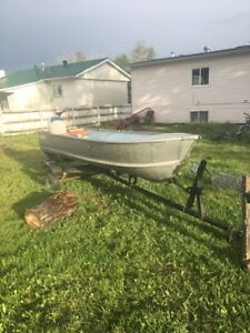 Aluminum boat for sale