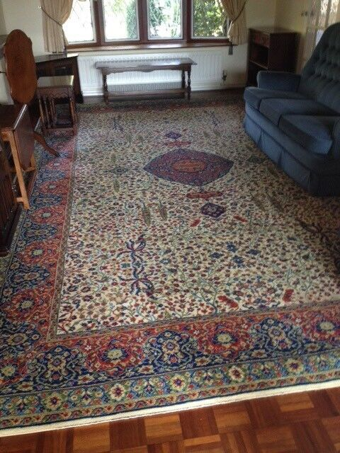 Wilton oriental carpet