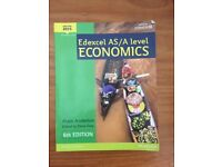 Edexcel AS/A level Economics 6th Edition by Alain Anderton- 2015