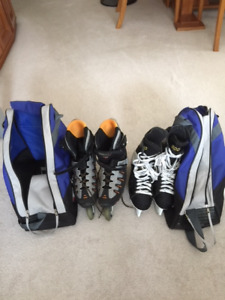 Men's Ice Hockey Skates/Roller Blades
