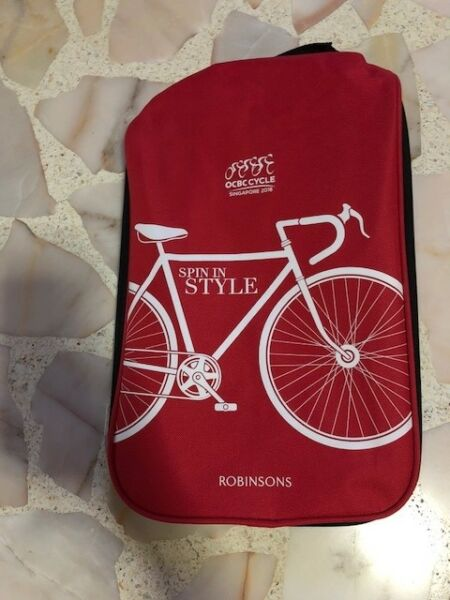 OCBC Cycle Shoe Bag