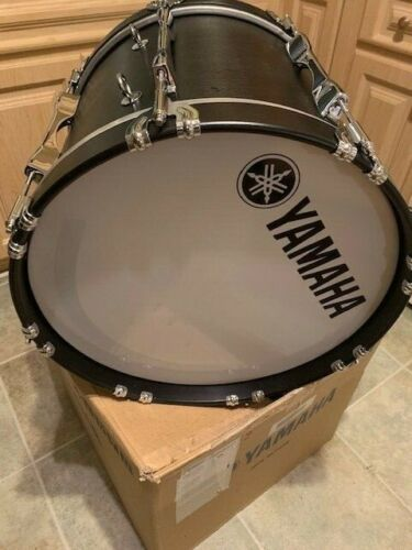 YAMAHA Field Corps 18 in Marching Bass Drum