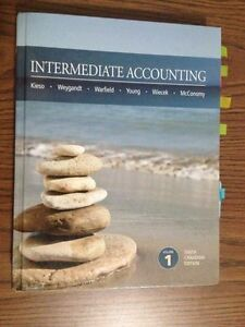 Conestoga College Business Accounting Textbooks