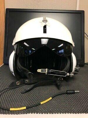 GENTEX PILOT HELICOPTER AIRCREW FLIGHT HELMET